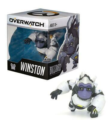 AU46.99 • Buy Overwatch Cute But Deadly 3.5-Inch Winston Figure