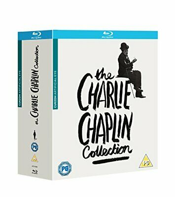 The Charlie Chaplin Collection BR 11 Discs [Blu-ray] [DVD][Region 2] • 56.44£