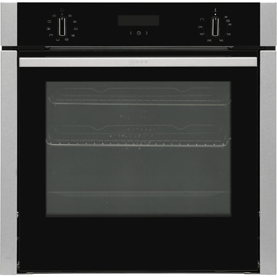 £607 • Buy NEFF B3ACE4HN0B N50 Slide&Hide® Built In 59cm A Electric Single Oven Stainless