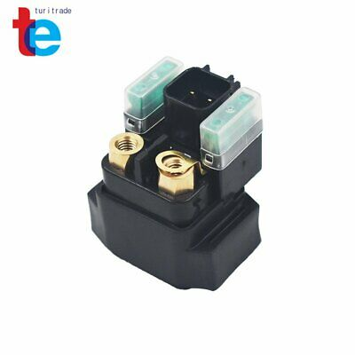 Starter Relay Solenoid Switch For Yamaha Grizzly Raptor Rhino 450 550 660 700 US • 11.81$