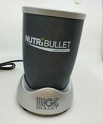 AU59.99 • Buy NutriBullet Pro 900W Replacement Motor Base Blender AU Melbourne