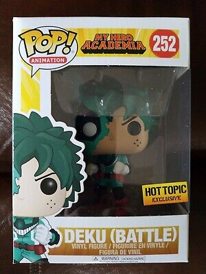 $24.99 • Buy Funko POP! My Hero Academia Battle Deku Hot Topic Exclusive