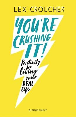 AU19.86 • Buy BOOK NEW You're Crushing It By Croucher, Lex (2019)