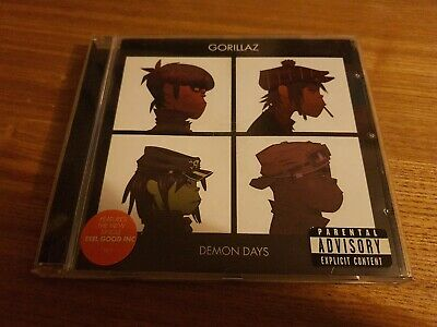 Gorillaz : Demon Days CD (2005) • 2£