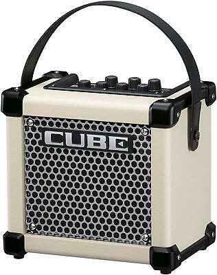 AU279.67 • Buy Roland Guitar Amplifier MICRO CUBE GXW White New In Box