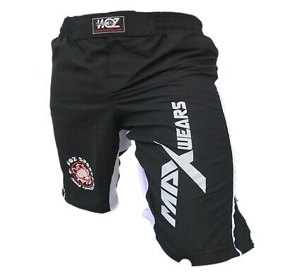 AU19.99 • Buy MMA Fight Pro MMA Shorts UFC Cage Fight Grappling Muay Thai Boxing Gear KICK Gym