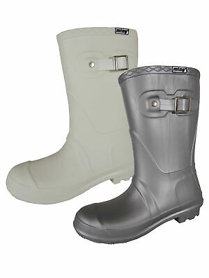 $22.99 • Buy Mustang By MTNG Womens 55596 Pull On Rain Boots