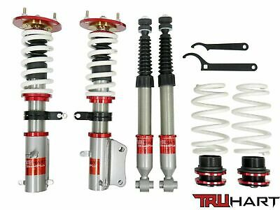 $3595 • Buy For 05-14 Ford Mustang TruHart Street Plus Height Adjustable Full Coilovers