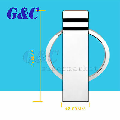 $ CDN5.56 • Buy 2TB USB 2.0 Flash Drive High-Speed Data Storage Stick Store Movies Pictures