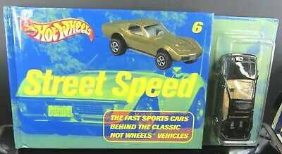 $ CDN7.69 • Buy Black Lotus Esprit & Street Speed Book Hot Wheels 1/64 Diecast Car