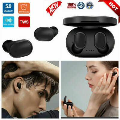 $12.89 • Buy USA For Xiaomi Redmi TWS Airdots Headset Bluetooth 5.0 Headphone Stereo Earbuds