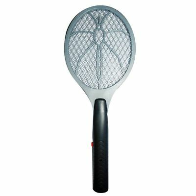 £6.95 • Buy Electronic Bug Zapper Electric Fly Insect Swatter Mosquito Wasp Killer Swat Grey