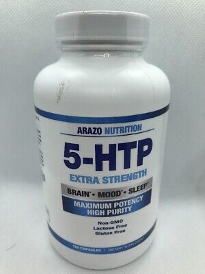 $ CDN27.48 • Buy Arazo Nutrition 5-HTP 200 Mg Supplement 120 Capsules