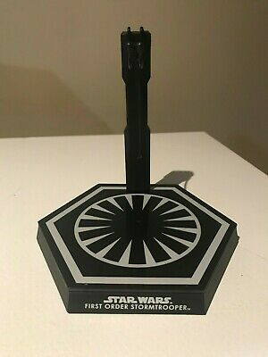 $ CDN15 • Buy Star Wars Hot Toys First Order Stormtrooper Stand For Sixth Scale Figure