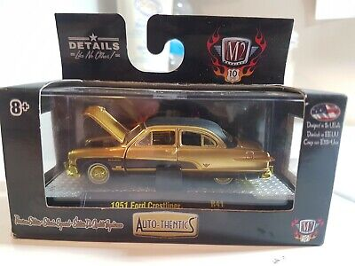 $ CDN77.99 • Buy M2 Convention Gold Chase Raw Car 1951 Ford Crestliner 250 Pieces