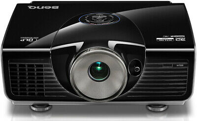 AU1498 • Buy BenQ W7500 1080p Full HD 3D Top Of The Range Projector With New Lamp