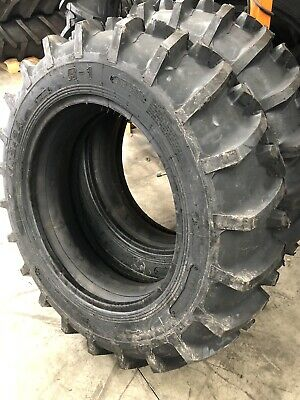 AU560 • Buy NEW STEEL ARMOUR 16 Ply  TRACTOR TYRE 11.2-24 R1 11.2x24 Tractor. FORESTRY ROCK