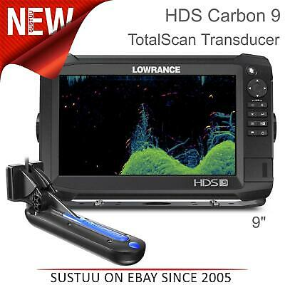£1699.90 • Buy Lowrance HDS 9 Carbon Marine Fishfinder / Chartplotter With TotalScan Transducer