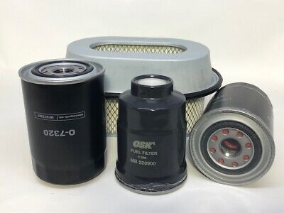 AU60 • Buy Mitsubishi Delica Space Gear L400 Turbo Diesel  Filter Pack