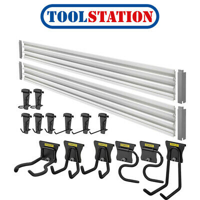 Stanley Track Wall System 20 Pc Starter Kit • 47.99£