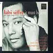 Labi Siffre : It Must Be Love: Classic Songs, 1970-197 CD FREE Shipping, Save £s • 3.48£
