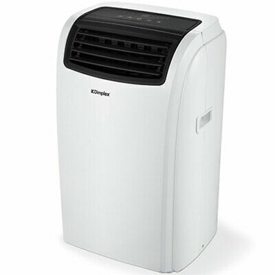 AU549.98 • Buy Dimplex 3.5kW Portable Refrigerated Air Conditioner With Dehumidifier DCPAC12C