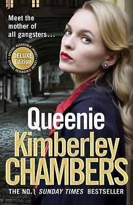 Queenie By Kimberley Chambers New Hardcover Book • 8.94£