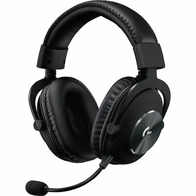 AU189 • Buy Logitech G PRO X Wired Over-Ear Gaming Headphone Headset Blue VOICE Technology