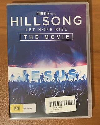 $9.99 • Buy Hillsong Let Hope Rise The Movie DVD
