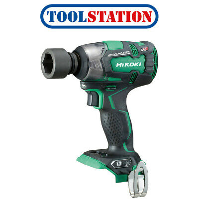 Hitachi WR18DBDL2 18V Li-Ion Cordless Impact Wrench Body Only • 147.98£
