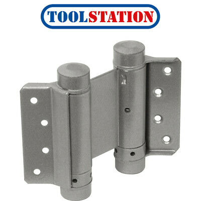 Double Action Spring Hinge 75mm • 11.48£