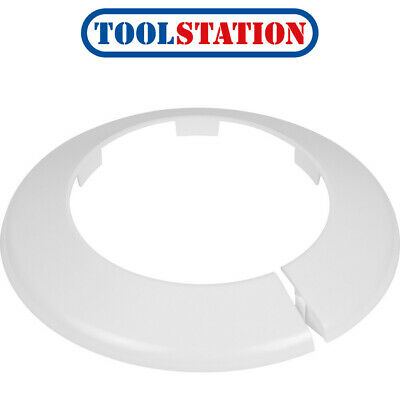 Talon Soil Pipe Collar 110mm White • 3.88£