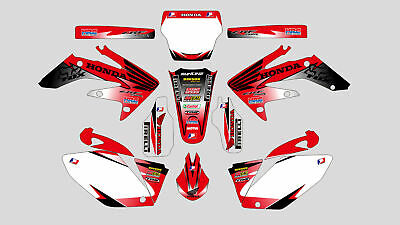 $81.54 • Buy 5240 Honda Crf 250 R 2004 2005 Decal Sticker Graphic Kit