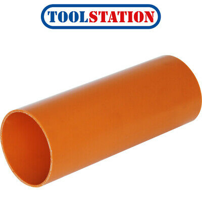 Underground Pipe 110mm 6m 3m Lengths • 17.98£