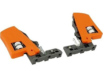 £4.88 • Buy Blum Locking Devices Pair For Movento Drawer Runners