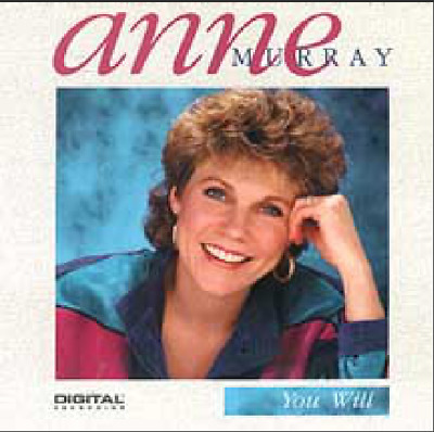 Anne Murray - You Will (CD, BMG, Liberty) Hold Me, New Way Out, Bluebird • 1.45$