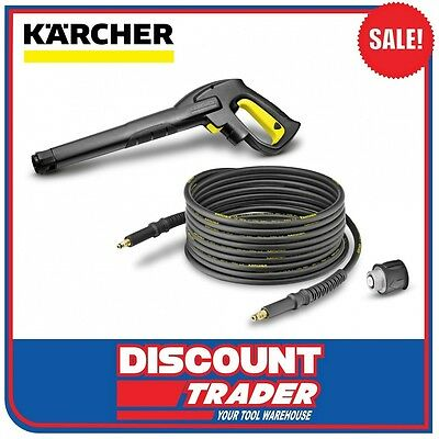 AU99.90 • Buy Karcher Quick Connect Accessory Set 12 Meter Hose K2-K7 - 2.643-909.0