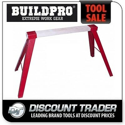 AU68.90 • Buy BuildPro Multi-Purpose Builder's Trestles / Saw Horse - BPSAW