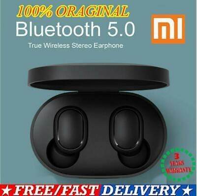 $11.69 • Buy Original For XIAOMI Redmi AIRDOTS Bluetooth 5.0 WIRELESS EARPHONE W/CHARGER BOX