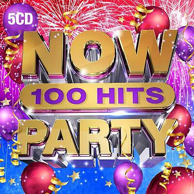NOW 100 Hits Party - Calvin Harris [CD] • 12.35£