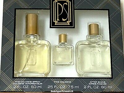 $20 • Buy Paul Sebastian 3 Pc Men's Gift Set, Fine Cologne + After Shave Brand New In Box