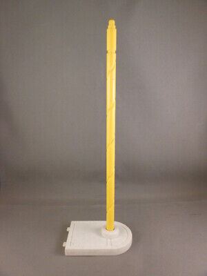 REPLACEMENT PART ONLY Yellow Slide Pole Imaginext Firehouse Fire Station • 10.12£