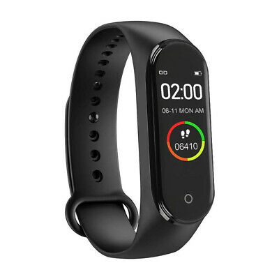 $ CDN14.99 • Buy Smart Bracelet Wristband Sport Watch Heart Rate Blood Pressure Monitor Bluetooth