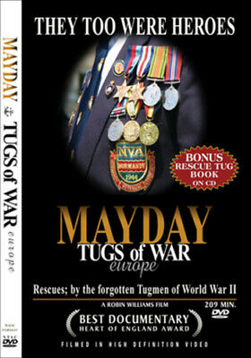 Mayday: Tugs Of War DVD (2009) Cert E Highly Rated EBay Seller Great Prices • 3.48£