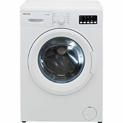 View Details Electra W1462CF2W A+++ Rated 10Kg 1400 RPM Washing Machine White New • 269.00£
