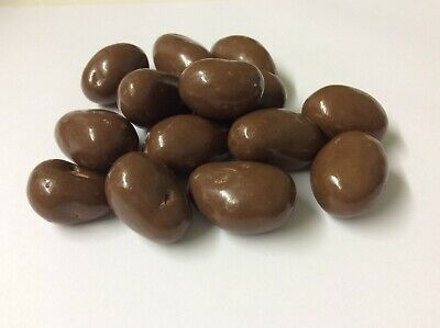 £4.45 • Buy Milk Chocolate Coated Covered Brazil Nuts A Grade Premium Quality Free P&P