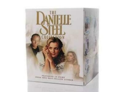THE DANIELLE STEEL COLLECTION : 10 DVD B DVD Incredible Value And Free Shipping! • 29.98£