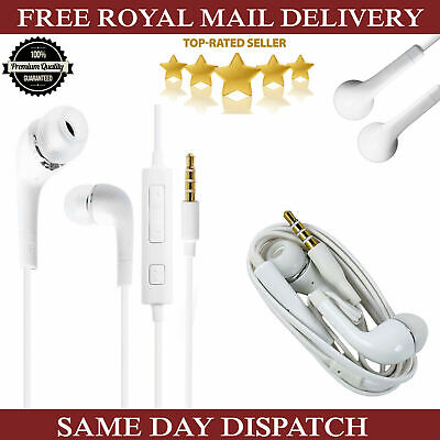 New In Ear Earphones Headphones With Mic For Sony Xperia 10 / 10 Plus L L1 L2 L3 • 2.90£