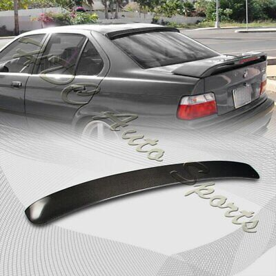 $129.99 • Buy For 1992-1998 BMW E36 Coupe/2DR VIP Carbon Fiber Rear Roof Window Spoiler Wing