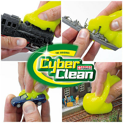 $4.80 • Buy Busch 1690 Cyber Clean Model Toy Cleaner, Contents 2.8oz 3.5oz=5,50 Euro